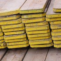 Gebruikte SteigerHouten planken