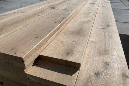 Eiken terrasplank HV 28x190 mm