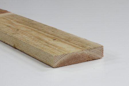 Naaldhout planken Brut